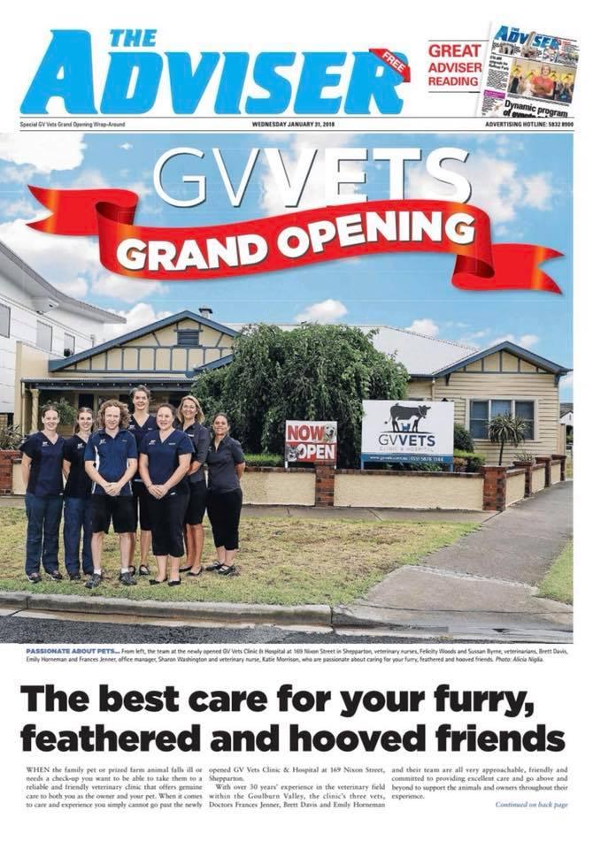 GV VETS   pharmacy   169 Nixon St, Shepparton VIC 3630, Australia   0358781144 OR +61 3 5878 1144