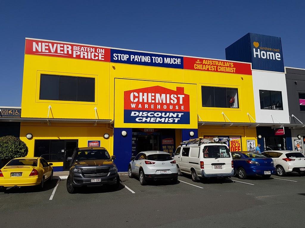 Chemist Warehouse Maroochydore | clothing store | 15/100 Maroochydore Rd, Maroochydore QLD 4558, Australia | 0754098765 OR +61 7 5409 8765