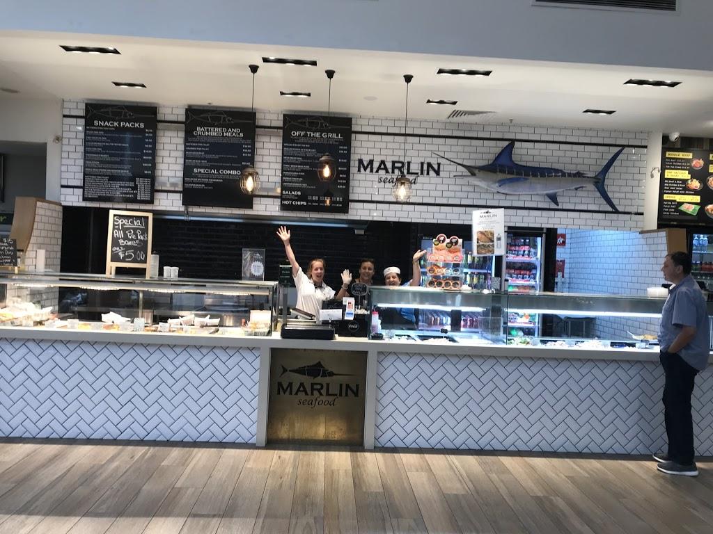 Marlin Seafood Warriewood | restaurant | Food court, shop 3/12 Jacksons Rd, Warriewood NSW 2102, Australia | 0299708557 OR +61 2 9970 8557