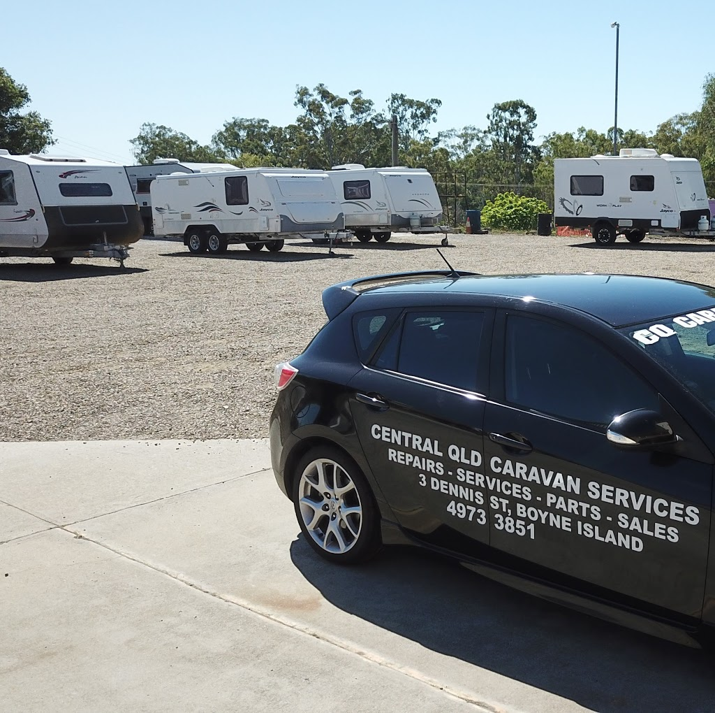 Central Queensland Caravan Services | car repair | 3 Dennis St, Boyne Island QLD 4680, Australia | 0749733851 OR +61 7 4973 3851