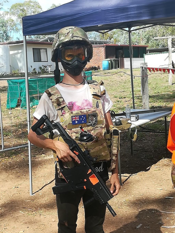 South Burnett Skirmish   point of interest   87 Phipps St W, Nanango QLD 4615, Australia   0403232044 OR +61 403 232 044