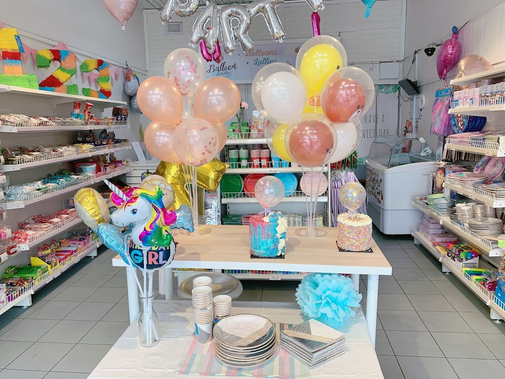 Balloon paradise | home goods store | 1165 Burke Rd, Kew VIC 3101, Australia | 0431338611 OR +61 431 338 611