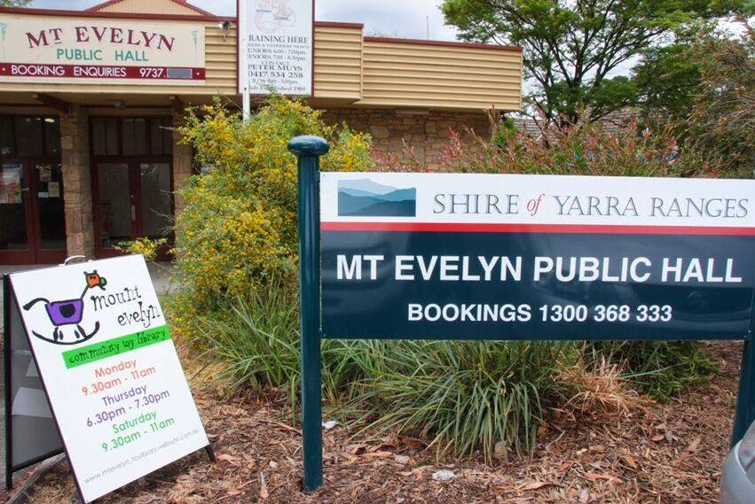 Mt Evelyn Community Toy Library | library | 44 Birmingham Rd, Mount Evelyn VIC 3796, Australia | 0499529342 OR +61 499 529 342