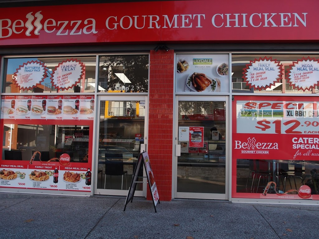 Bellezza Gourmet Chicken | restaurant | Shop 1/22-26 Goodall Parade, Mawson Lakes SA 5095, Australia | 0882606390 OR +61 8 8260 6390
