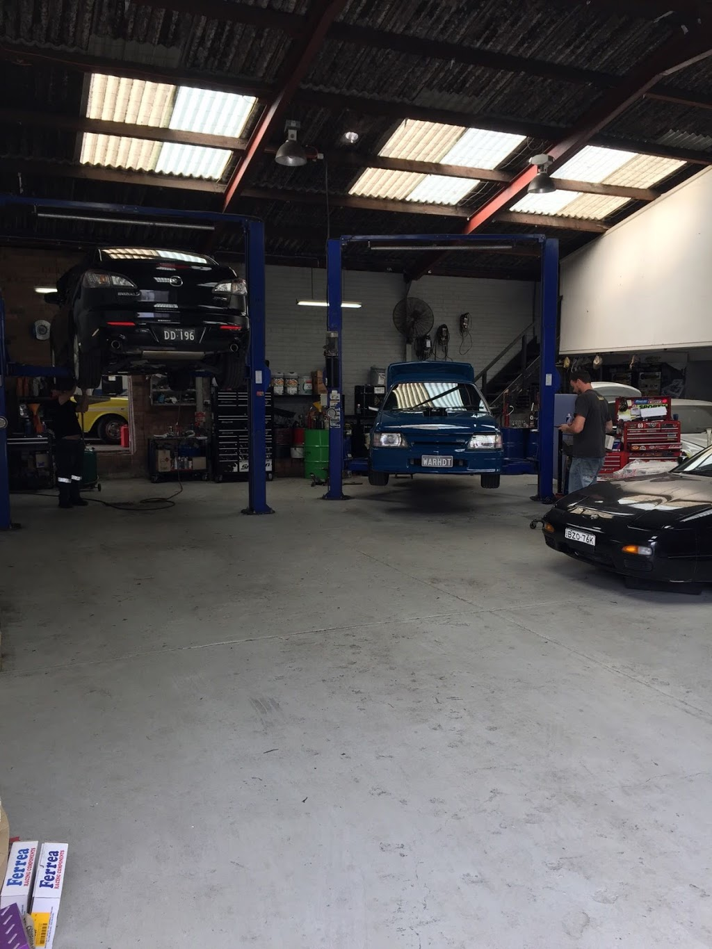 Wollongong Automotive Services Pty Ltd | car repair | 136 Auburn St, Wollongong NSW 2500, Australia | 0242275541 OR +61 2 4227 5541