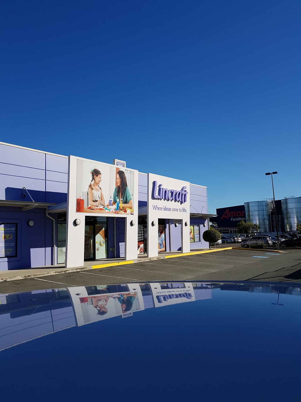 Lincraft | home goods store | Sunshine Coast Home Centre, Shop 25, 100 Maroochydore Road, Maroochydore QLD 4558, Australia | 0754793799 OR +61 7 5479 3799