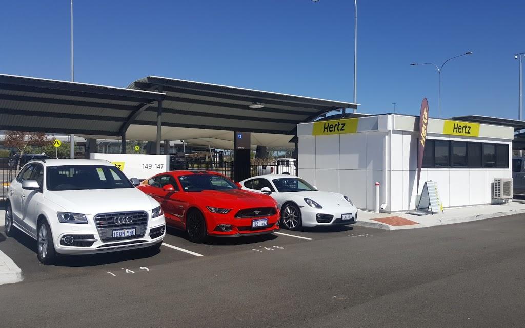 Hertz Car Rental Perth Airport Sugarbird Lady Rd Perth Airport Wa