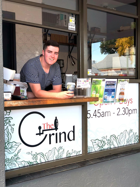 The Grind | cafe | 114 Rankin St, Bathurst NSW 2795, Australia | 0263332900 OR +61 2 6333 2900