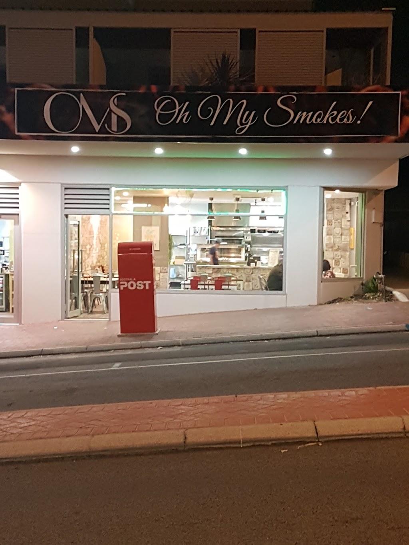 Oh My Smokes | restaurant | 2 Brushfoot Blvd, Success WA 6164, Australia | 0452112146 OR +61 452 112 146