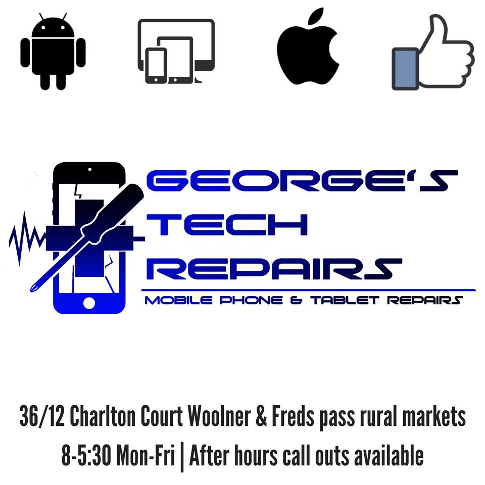 Georges tech repair - GTR Darwin - Electronics store | 36/12