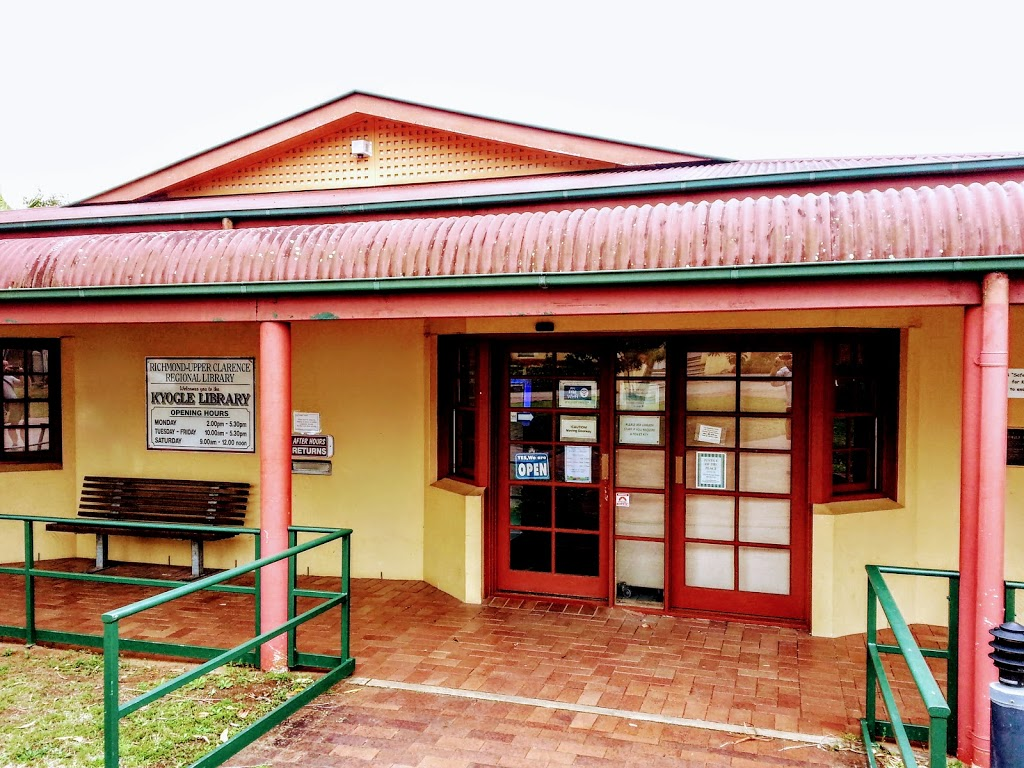 Kyogle Public Library | library | Stratheden St, Kyogle NSW 2474, Australia | 66321134 OR +61 66321134
