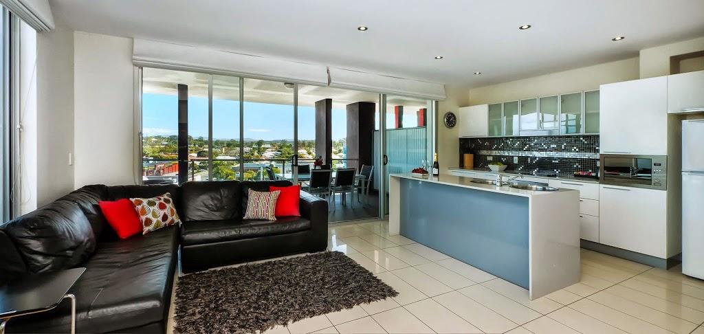 The Chermside Apartments - Restaurant | 22 Thomas St ...