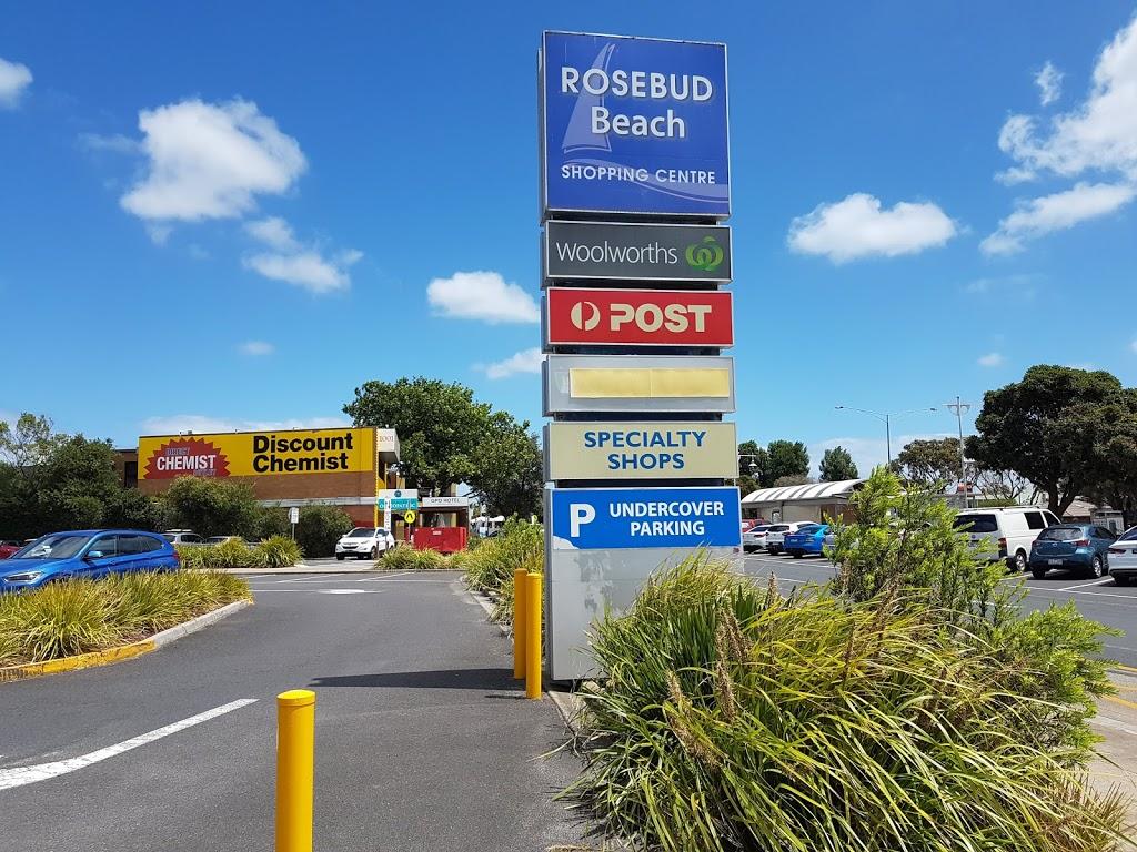 Australia Post - Rosebud LPO | post office | Shop 10/967 Point Nepean Rd, Rosebud VIC 3939, Australia | 131318 OR +61 131318