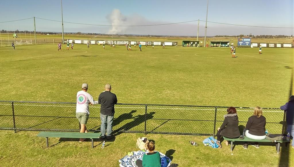 David Bertenshaw fields | park | 104 Bensons Ln, Richmond Lowlands NSW 2753, Australia