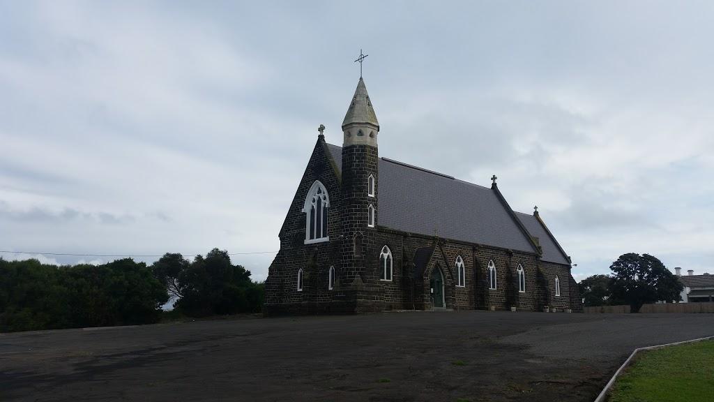 St Patricks Catholic Church | church | 487 Princes Hwy, Port Fairy VIC 3284, Australia | 0408681223 OR +61 408 681 223