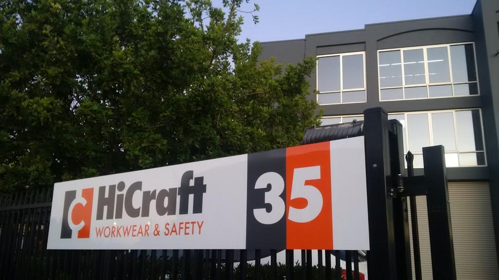 HiCraft Workwear & Safety   clothing store   35 Mangrove Ln, Taren Point NSW 2229, Australia   1300088089 OR +61 1300 088 089