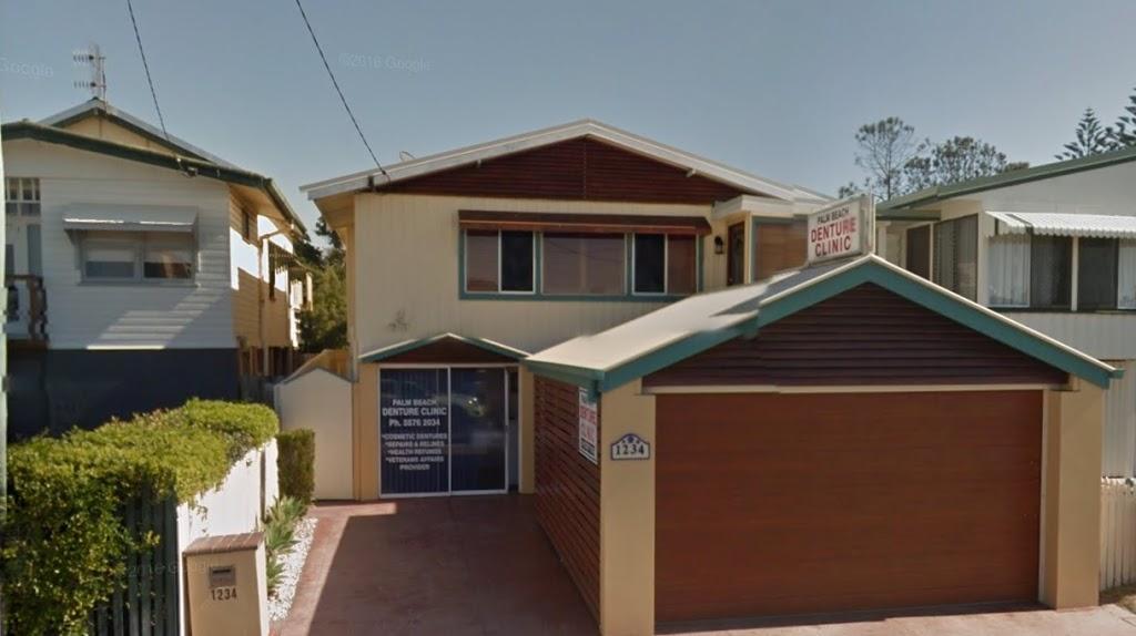 Palm Beach Denture Clinic | dentist | 1234 Gold Coast Hwy, Palm Beach QLD 4221, Australia | 0755762034 OR +61 7 5576 2034