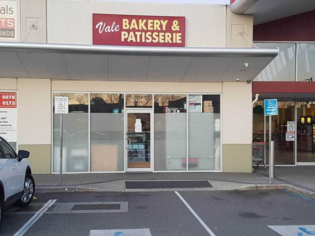 Vale Bakery & Patisserie | bakery | The Vale Shopping Centre, 12/271 Amherst Rd, Canning Vale WA 6155, Australia | 0894557658 OR +61 8 9455 7658