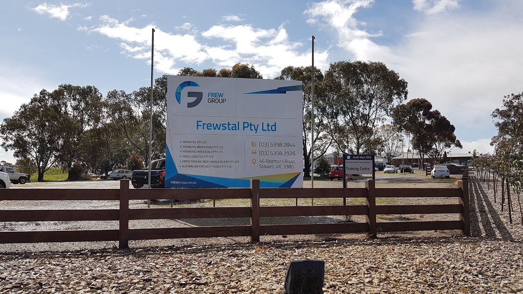 Frew Group | food | 46 Abattoir Rd, Stawell VIC 3380, Australia | 0353580111 OR +61 3 5358 0111