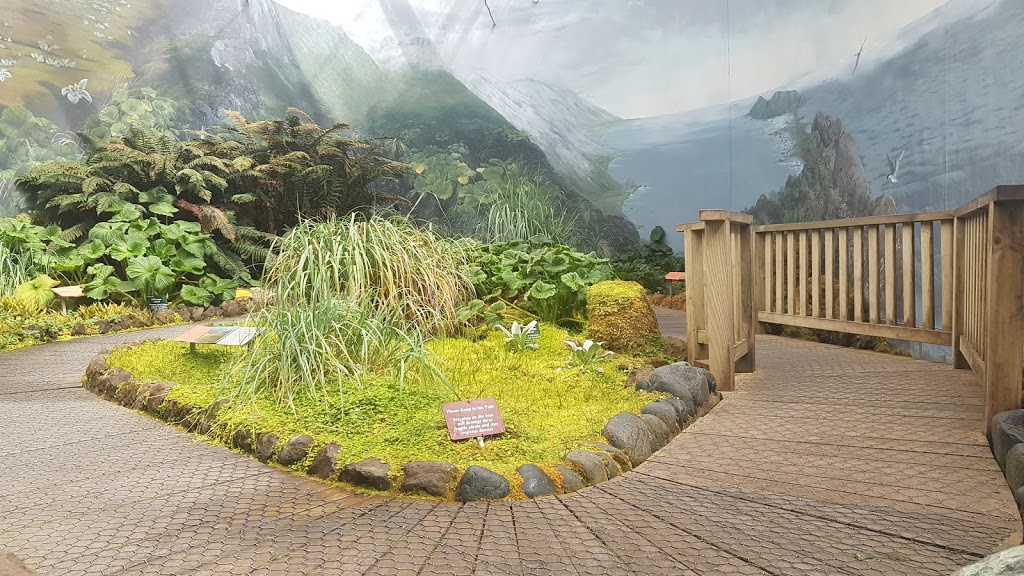Subantarctic Plant House   park   Queens Domain TAS 7000, Australia