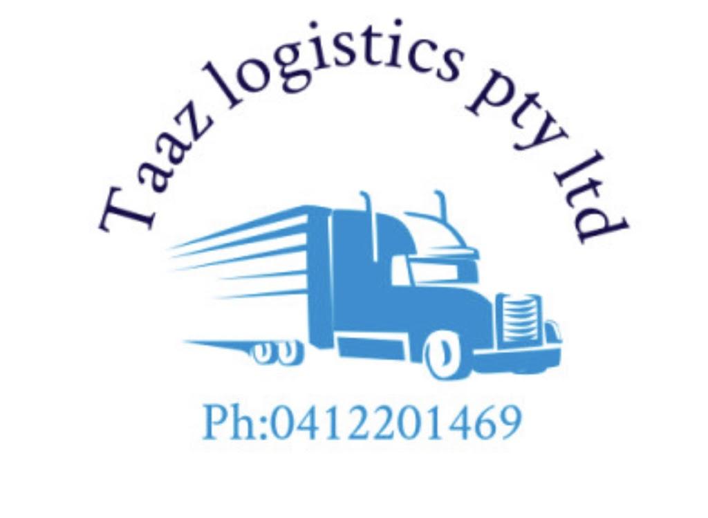 TAAZ LOGISTICS/COURIER SERVICES   point of interest   4 Crystal St, Pakenham VIC 3810, Australia   0412201469 OR +61 412 201 469