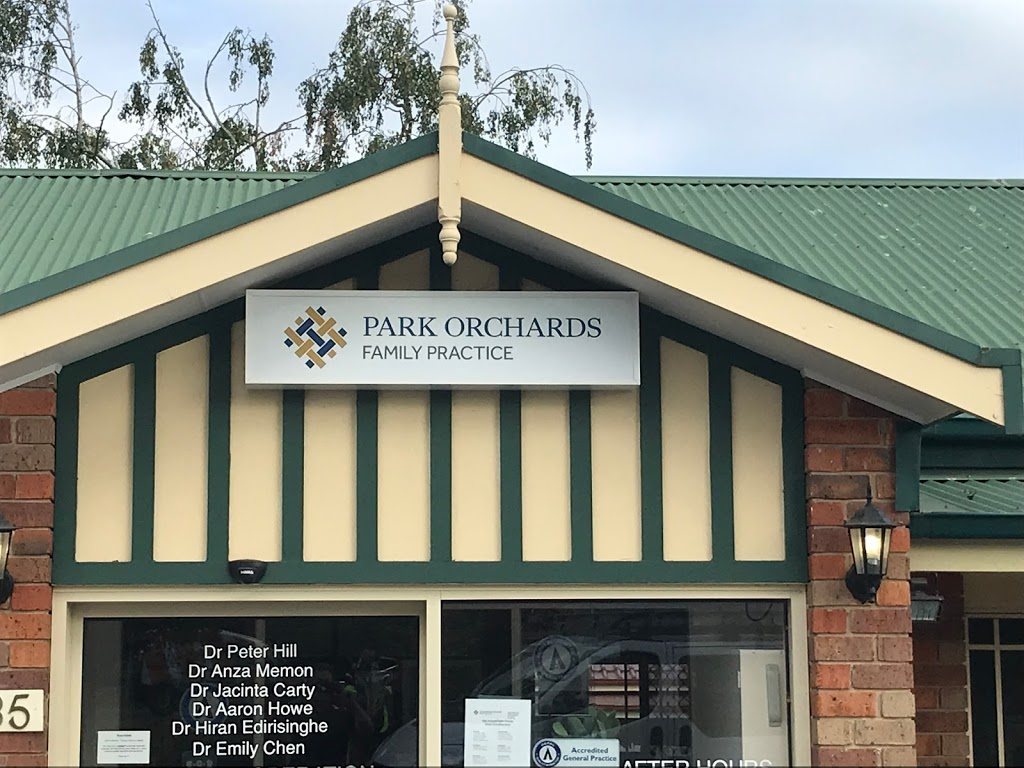 Park Orchards Family Practice   doctor   235 Warrandyte Rd, Park Orchards VIC 3114, Australia   0398736000 OR +61 3 9873 6000