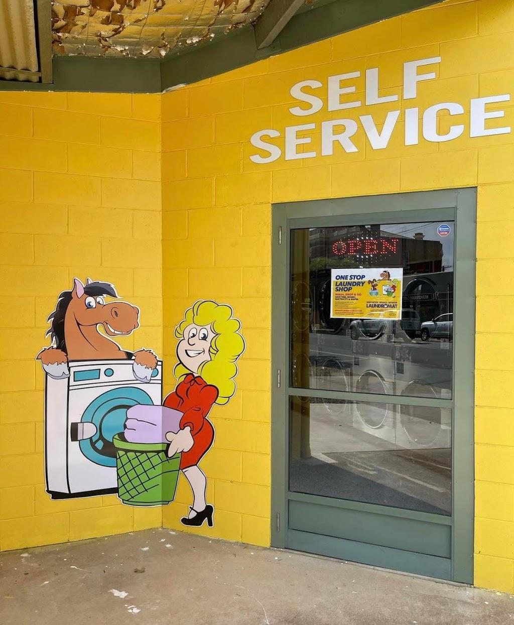 Numurkah 5Star Laundromat | laundry | 111 Melville St, Numurkah VIC 3636, Australia | 0427314310 OR +61 427 314 310