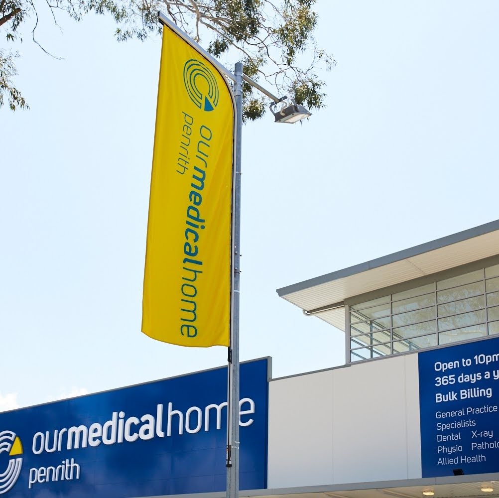 Our Medical Home Penrith | dentist | 2227 Wolseley St, Jamisontown NSW 2750, Australia | 0283113888 OR +61 2 8311 3888