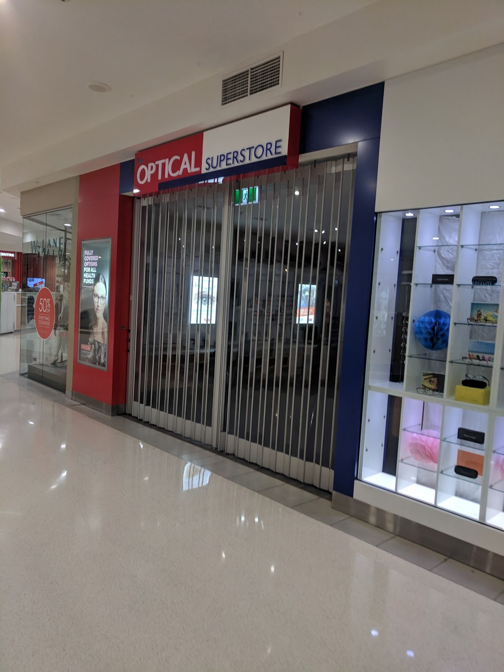 The Optical Superstore | store | Castletown Shopping Centre, 26, Hyde Park QLD 4812, Australia | 0747241961 OR +61 7 4724 1961
