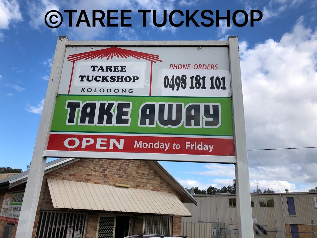 Taree Tuckshop | meal takeaway | 67 Hargreaves Dr, Taree NSW 2430, Australia | 0498181101 OR +61 498 181 101