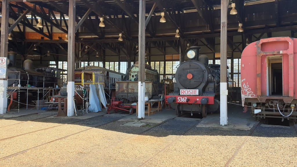 Lachlan Valley Railway Heritage Centre | museum | 3 Campbell St, Cowra NSW 2794, Australia