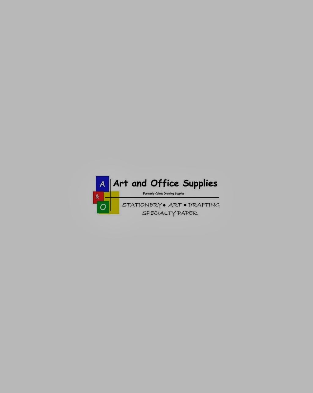 Art & Office | store | Cnr Scott &, Newell St, Cairns City QLD 4870, Australia | 0740510552 OR +61 7 4051 0552