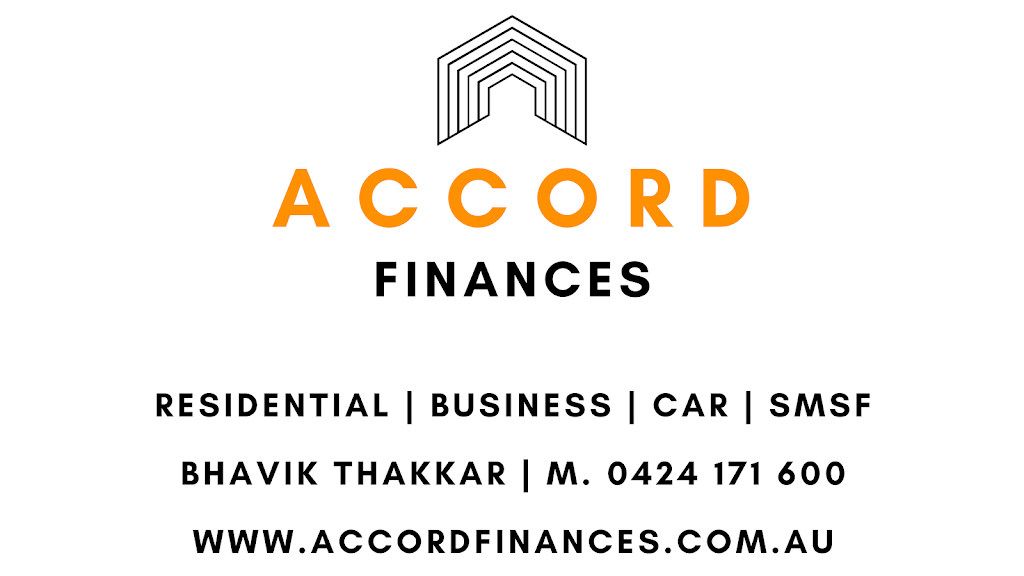 Accord Finances Mortgage Broker Bhavik Thakkar | finance | 30A Peppercorn Pl, Glenwood NSW 2768, Australia | 0424171600 OR +61 424 171 600