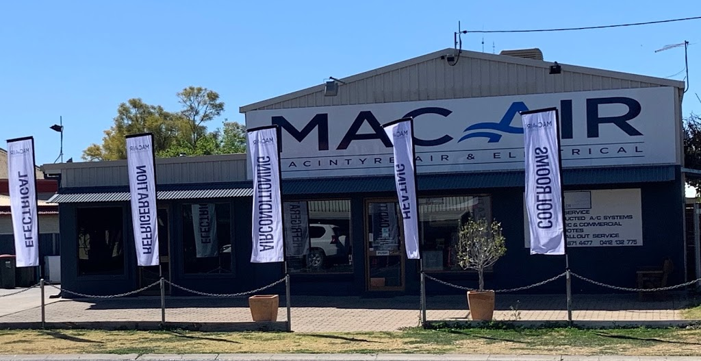 Macintyre Air & Electrical Pty Ltd | electrician | 45 Russell St, Goondiwindi QLD 4390, Australia | 0746714477 OR +61 7 4671 4477