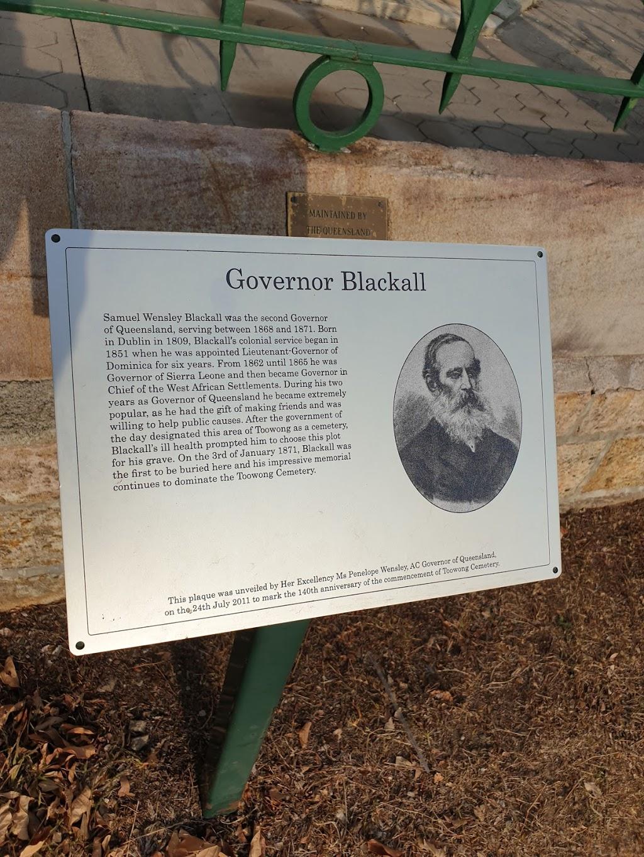 Govenor Blackall | museum | Toowong QLD 4066, Australia