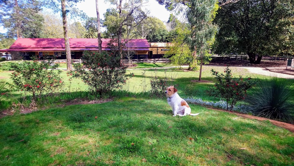 Gembrook Heritage Railway Station | museum | LOT 15 Station Rd, Gembrook VIC 3783, Australia