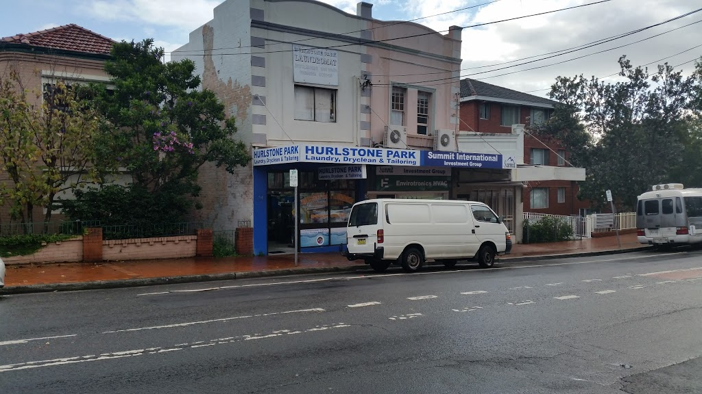 Hurlstone Park Laundry, Dryclean & Tailoring | laundry | 34 Crinan St, Hurlstone Park NSW 2193, Australia | 0295595856 OR +61 2 9559 5856