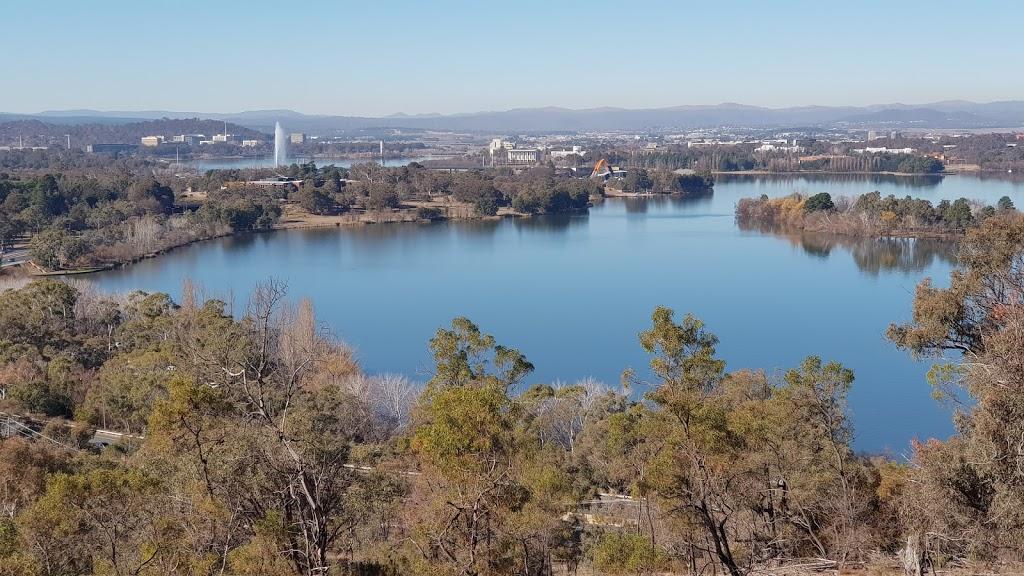 Viewing Platform, Bushland Precinct, Autralian National Botanic  | park | Australian Capital Territory 2602, Australia