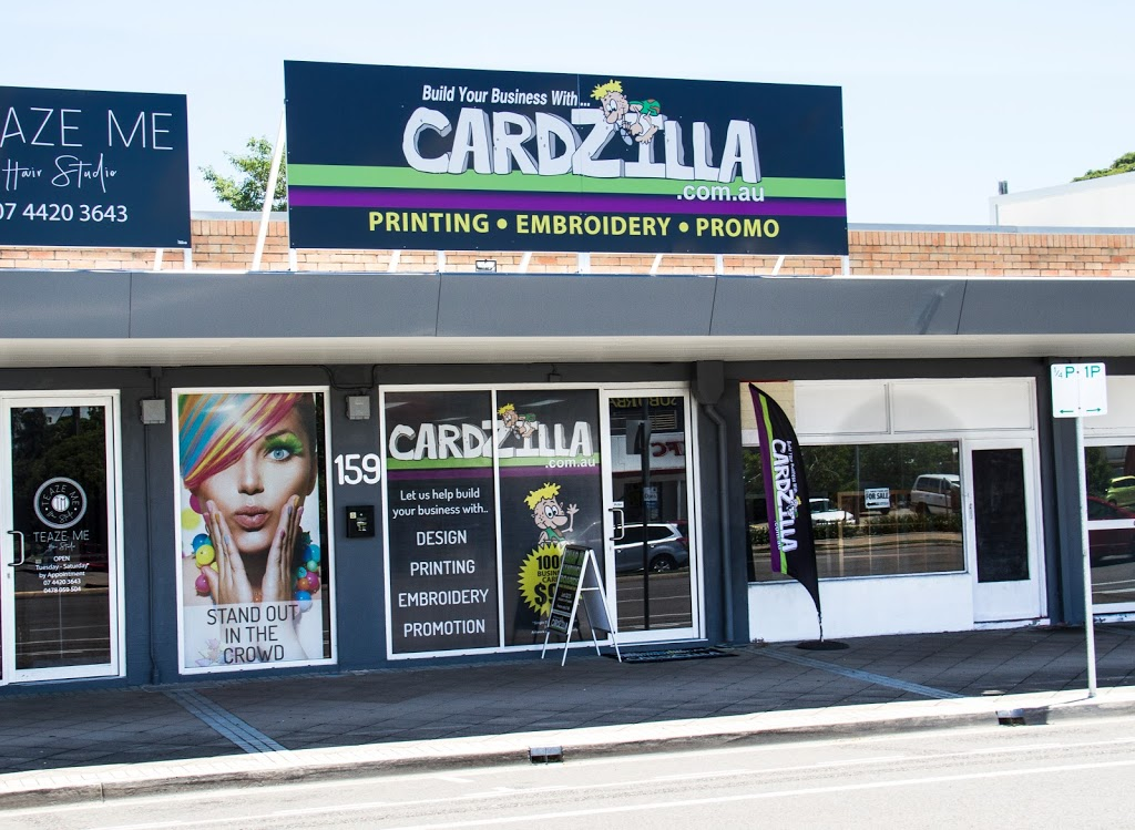Cardzilla Printing | store | 159 Charters Towers Rd, Hyde Park QLD 4812, Australia | 0747751399 OR +61 7 4775 1399