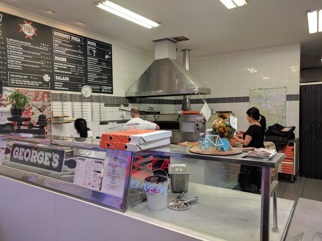 Georges Pizza | meal takeaway | 95 Anderson Rd, Fawkner VIC 3060, Australia | 0393599777 OR +61 3 9359 9777