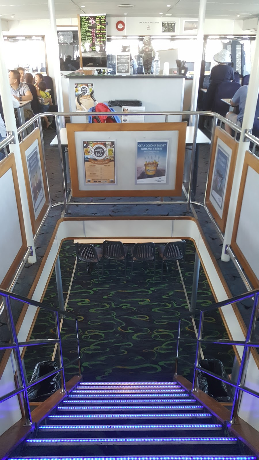 Captain Cook Cruises - Perth | travel agency | Barrack Street Jetty, 3 Riverside Dr, Perth WA 6000, Australia | 0893253341 OR +61 8 9325 3341