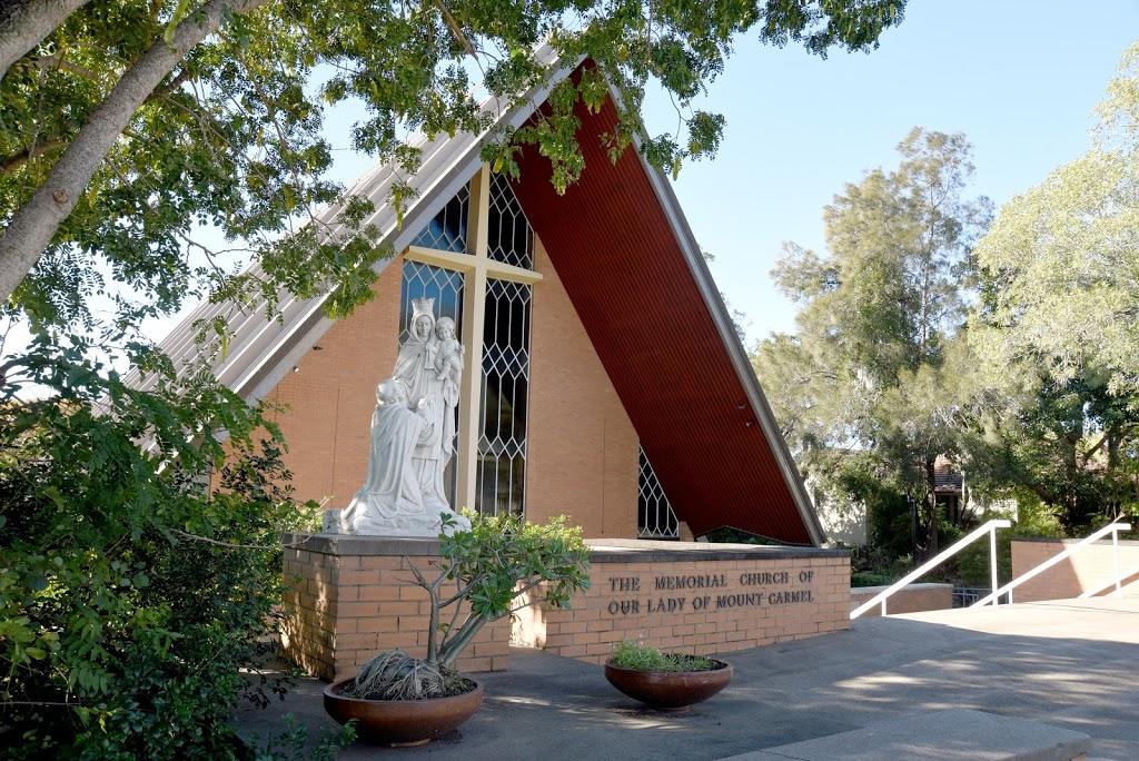 Our Lady of Mount Carmel Church | church | 312 Cavendish Rd, Coorparoo QLD 4151, Australia | 0733971587 OR +61 7 3397 1587