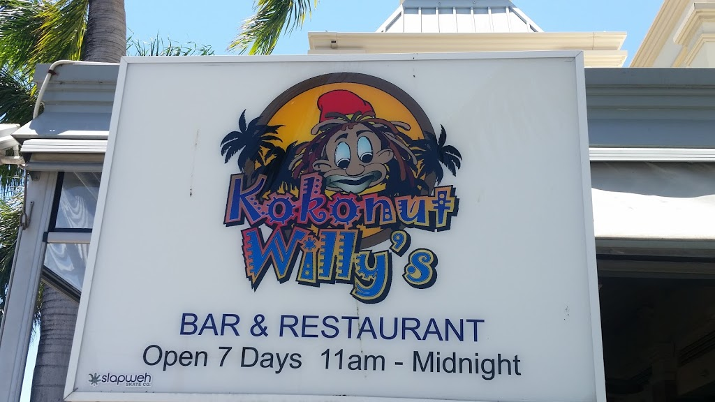 Kokonut Willys @ The Grand Hotel | lodging | 360 Marine Parade, Labrador QLD 4215, Australia | 0755286442 OR +61 7 5528 6442