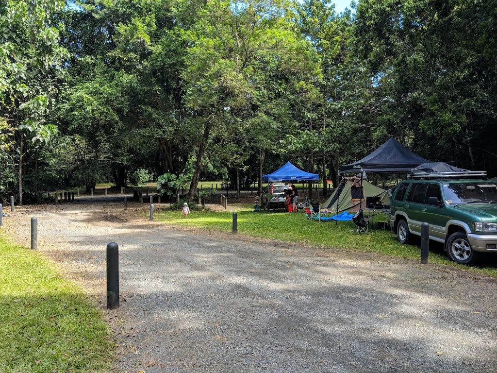Goldsborough Valley Camp Ground | campground | Wooroonooran National Park, Mulgrave River Forestry Rd, Goldsborough QLD 4865, Australia | 0740671008 OR +61 7 4067 1008