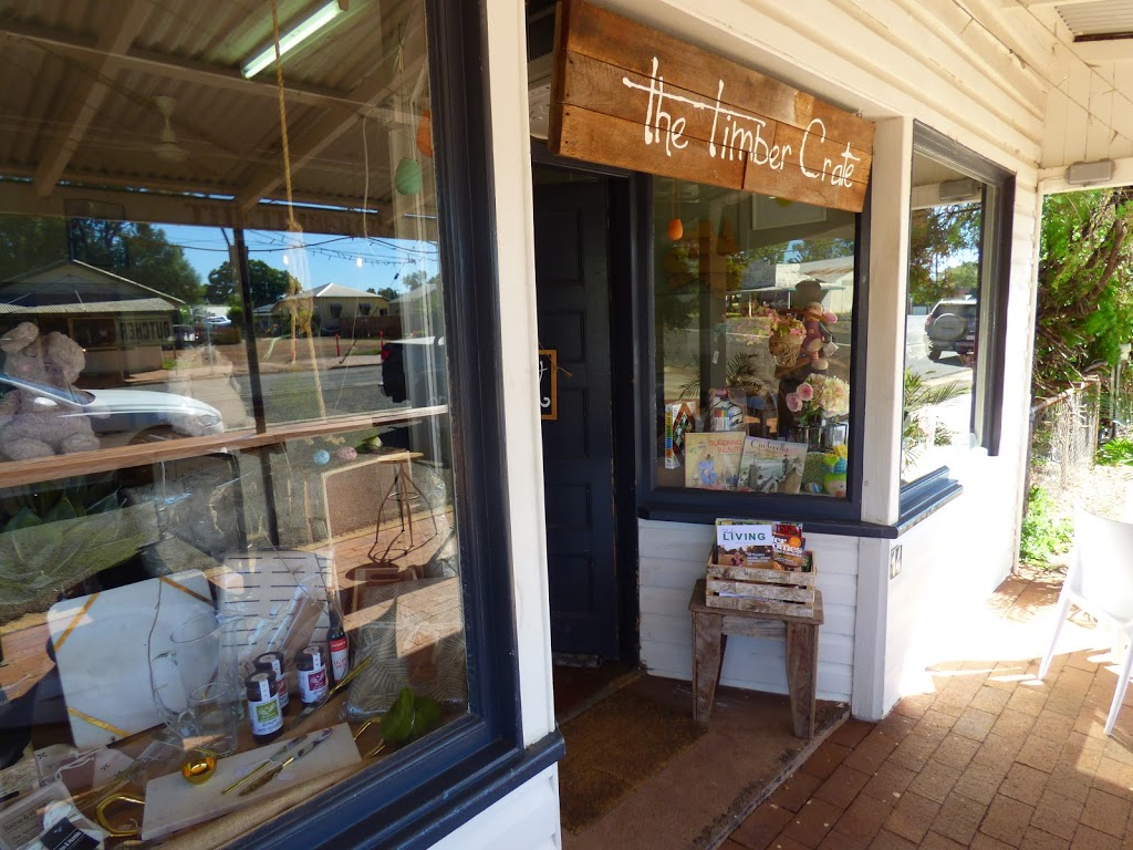 The Timber Crate | cafe | 63 Burrowes St, Surat QLD 4417, Australia | 0746265151 OR +61 7 4626 5151