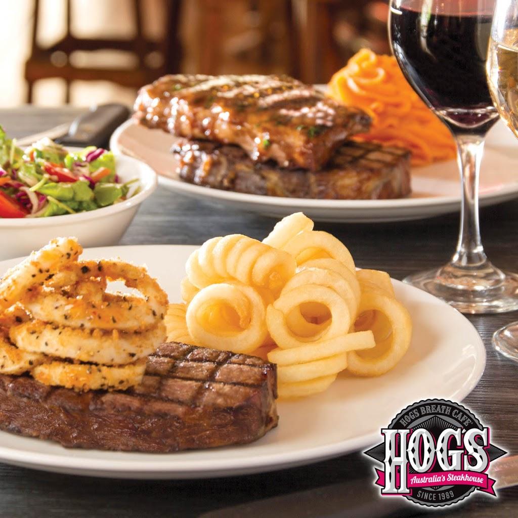 Hogs Australias Steakhouse Townsville Central   restaurant   Townsville Central, 9/10 Little Fletcher St, Townsville City QLD 4810, Australia   0747214647 OR +61 7 4721 4647