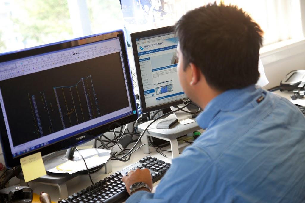 Bennett + Bennett - Surveyors, Town Planners, Spatial | Brisbane | insurance agency | 1/189 Kelvin Grove Rd, Kelvin Grove QLD 4059, Australia | 0738397200 OR +61 7 3839 7200