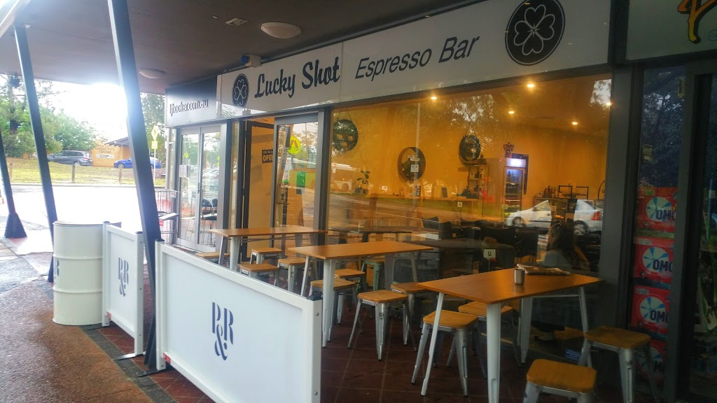 Lucky Shot Espresso | cafe | 3/118 Hardwick Cres, Holt ACT 2615, Australia | 0262785172 OR +61 2 6278 5172