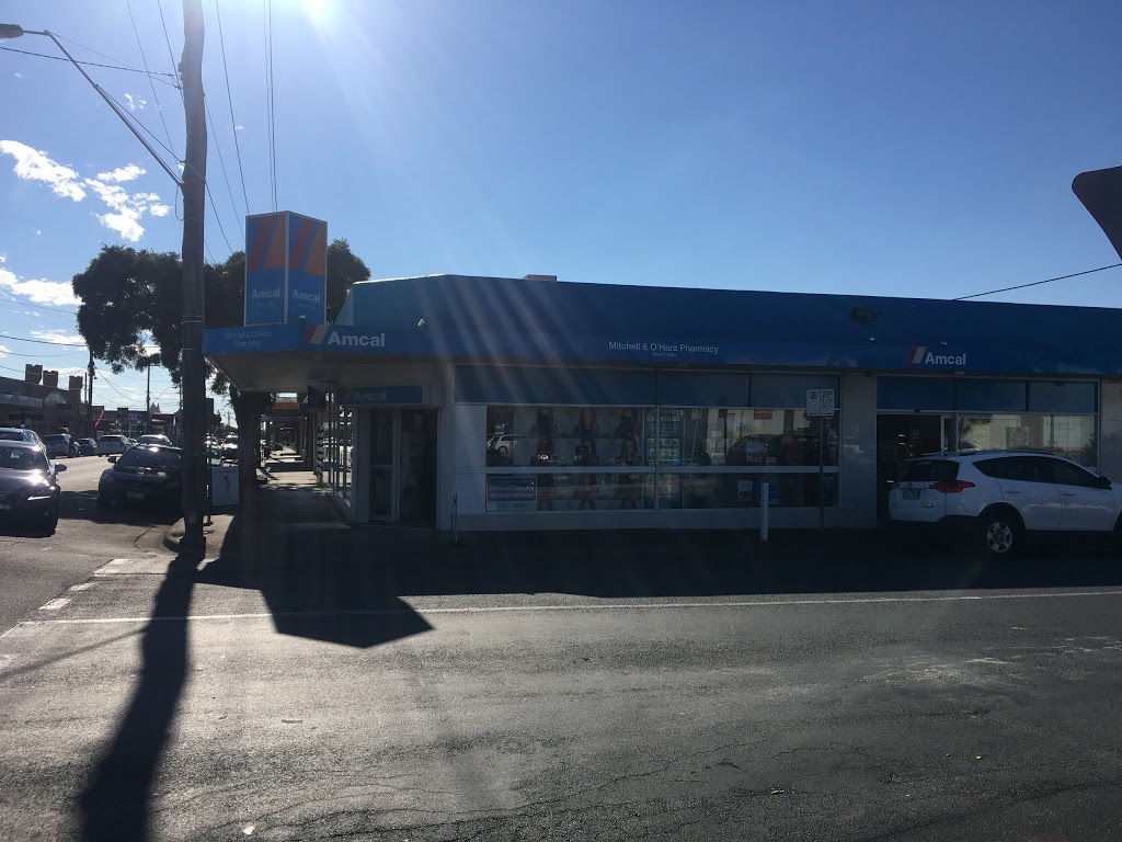 Amcal Pharmacy Geelong West - Mitchell & OHara | pharmacy | 154-156 Shannon Ave, Geelong West VIC 3218, Australia | 0352212534 OR +61 3 5221 2534