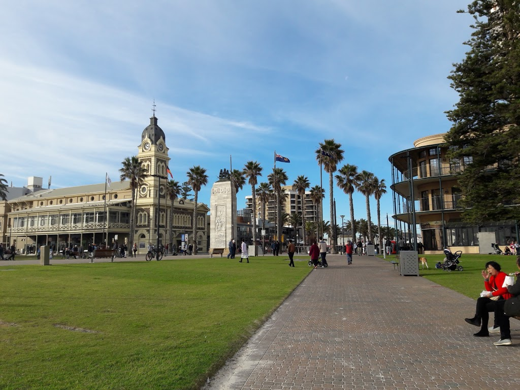 Jimmy Melrose Park | park | S Esplanade, Glenelg South SA 5045, Australia | 0882299999 OR +61 8 8229 9999